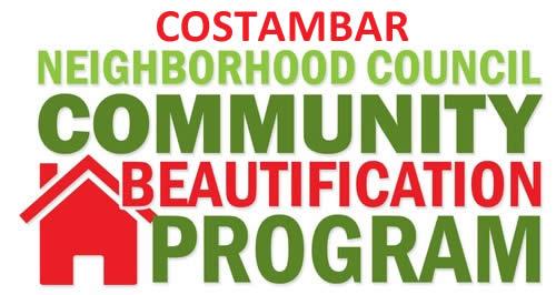 Costambar Beautification Program