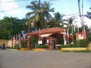 Costambar Main Entrance
