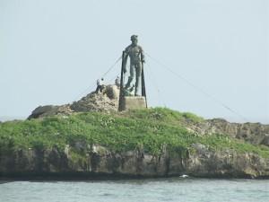 Neptune Statue, Puerto Plata